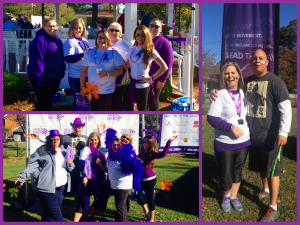 Riddle & Brantley Participating in the Walk to End Alzheimer's