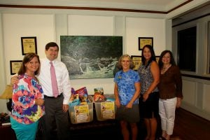 Riddle & Brantley Holding a Pet Food Drive for the Wayne County Humane Society