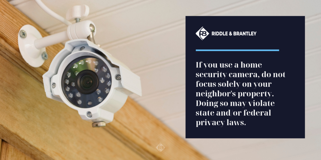 Privacy Laws in North Carolina - Riddle & Brantley