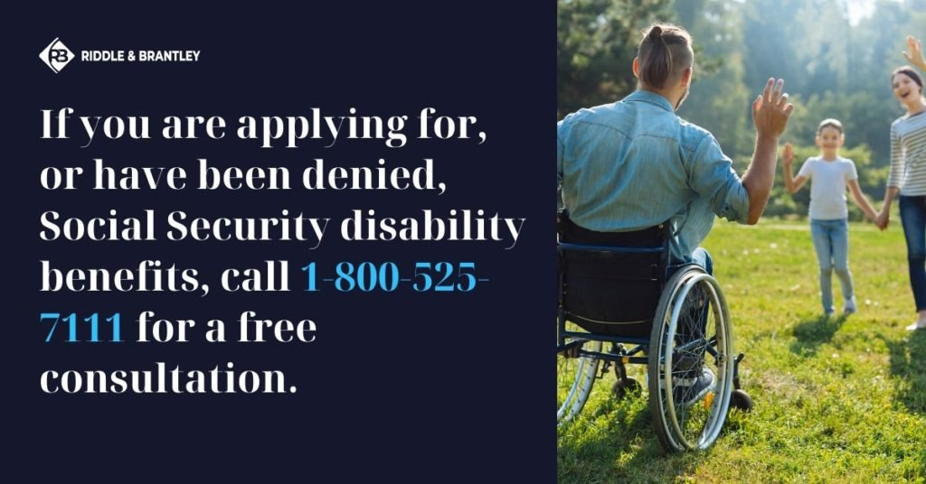 Disability Lawyers Serving Fayetteville NC - Riddle & Brantley