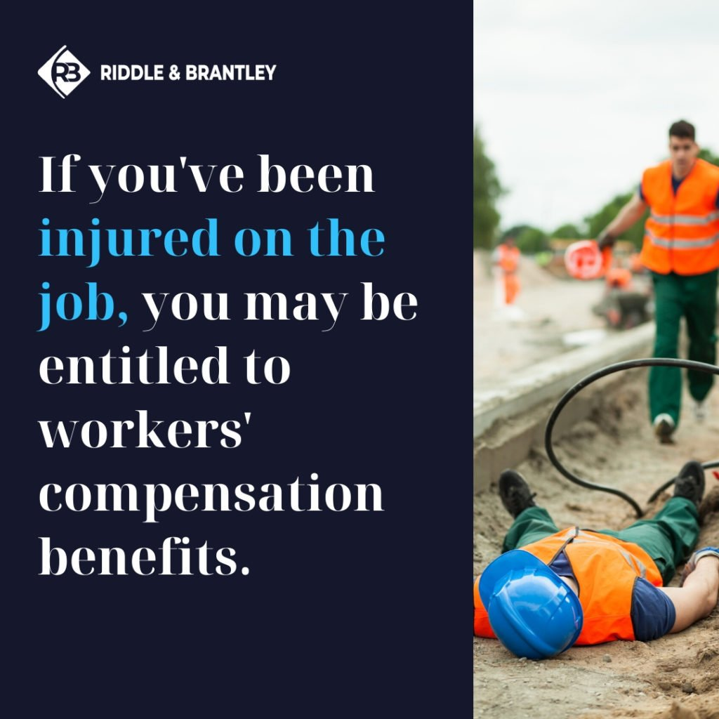 How to File a Workers Compensation Claim - Riddle & Brantley