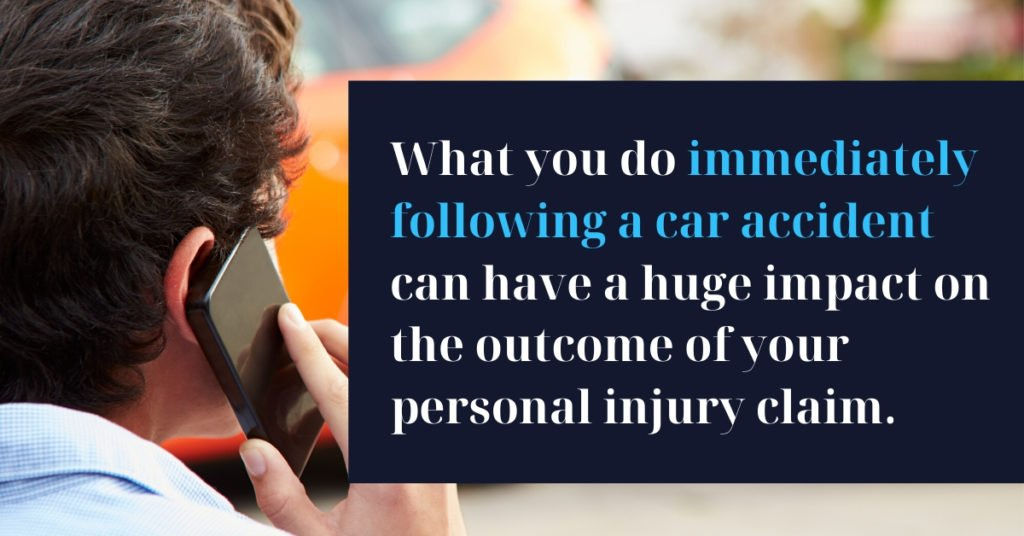 What to Do After a Car Accident - Riddle & Brantley