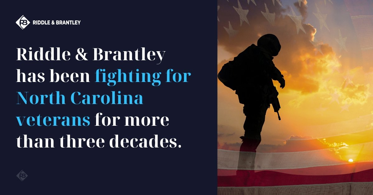 Wilmington Veterans Benefits Lawyer Riddle Brantley Justice Counts
