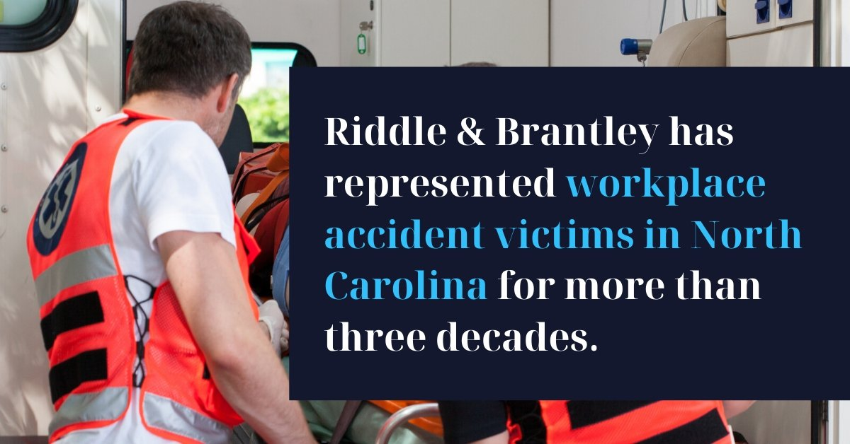 North Carolina Workers Comp Lawyers - Riddle & Brantley
