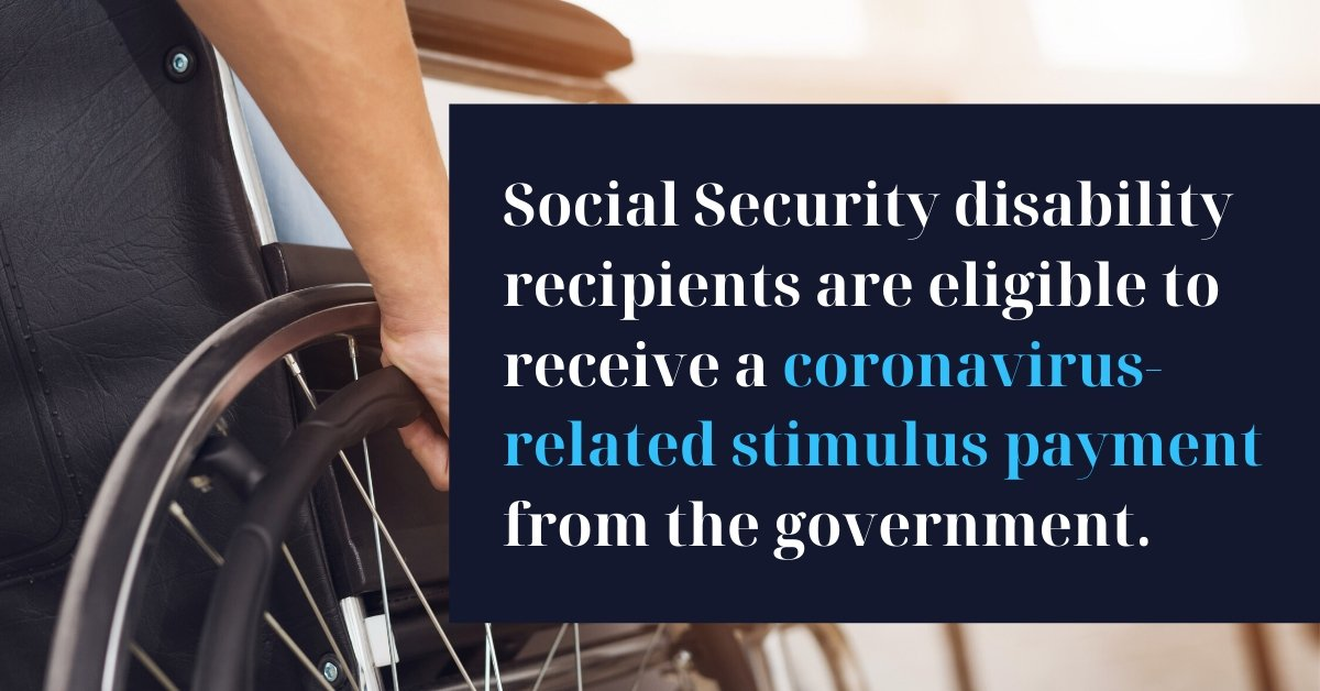 Stimulus Payments for Disability Recipients