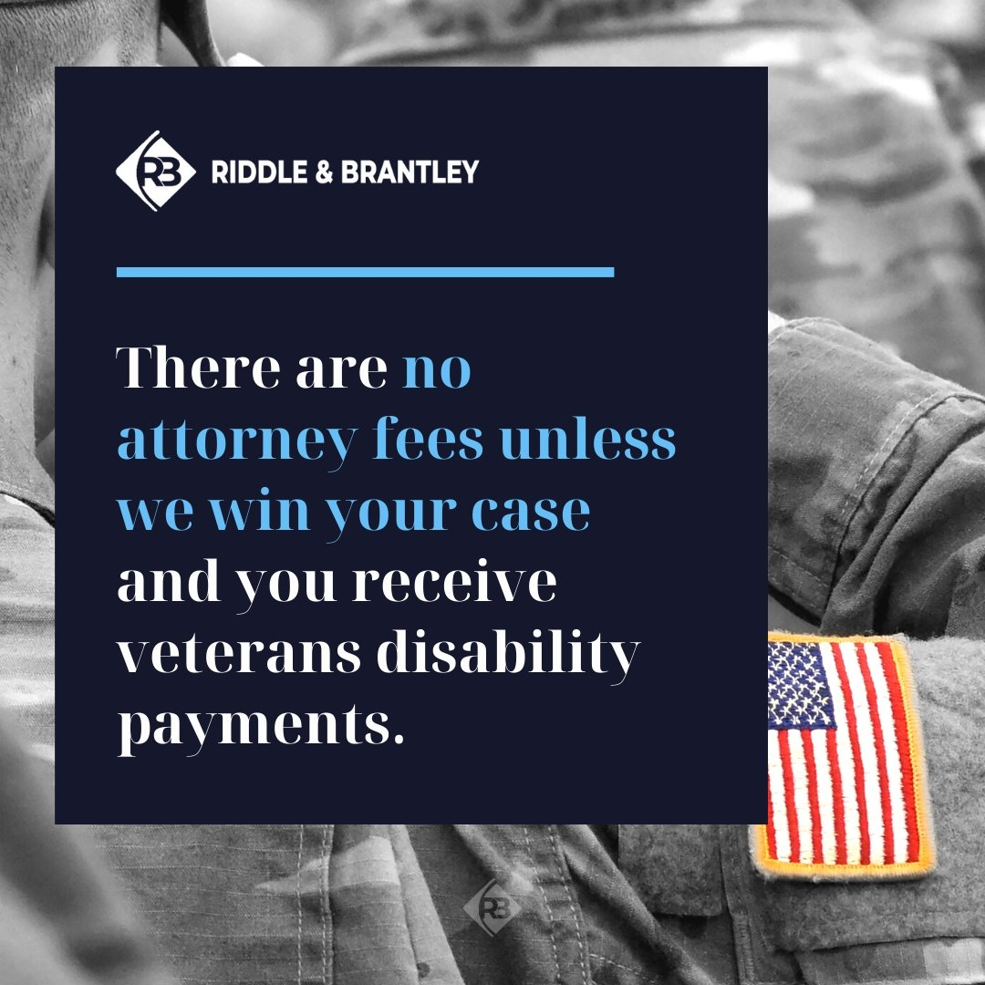 VA Disability Attorney - Riddle & Brantley