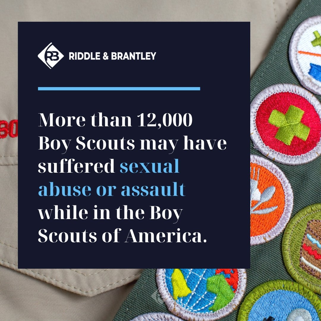 Boy Scouts Sex Abuse & Assault Lawsuit Lawyers - Riddle & Brantley