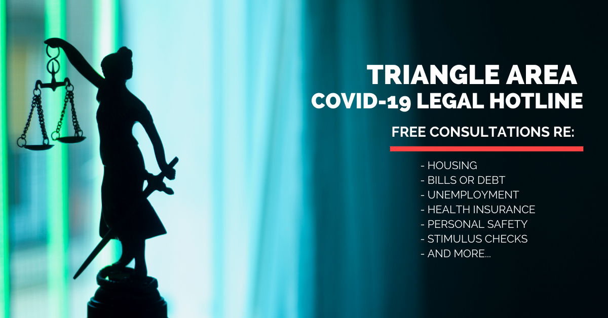 COVID-19 Legal Hotline - Scott Scurfield - Riddle & Brantley