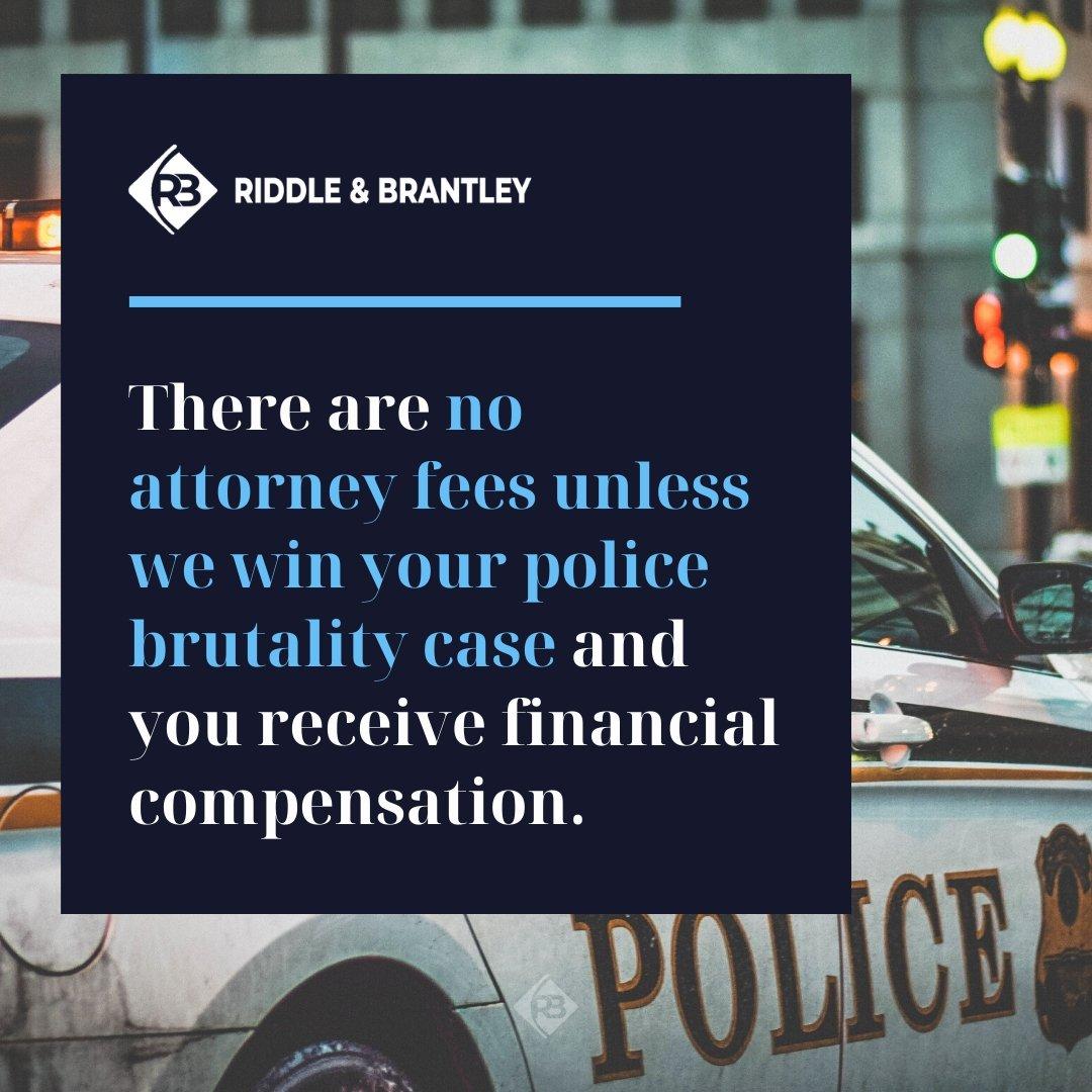Police Brutality Attorneys Serving Winton-Salem - Riddle & Brantley