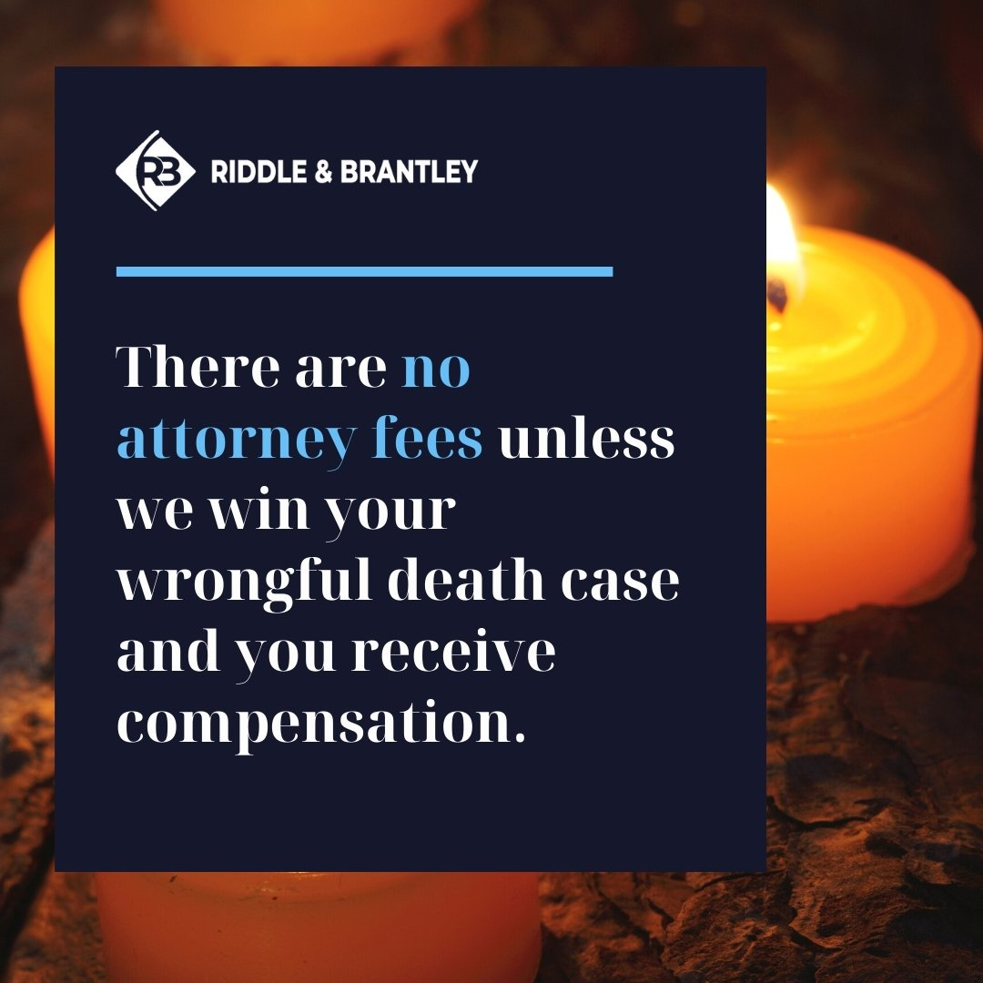 Wrongful Death Attorneys Serving Charlotte NC - Riddle & Brantley