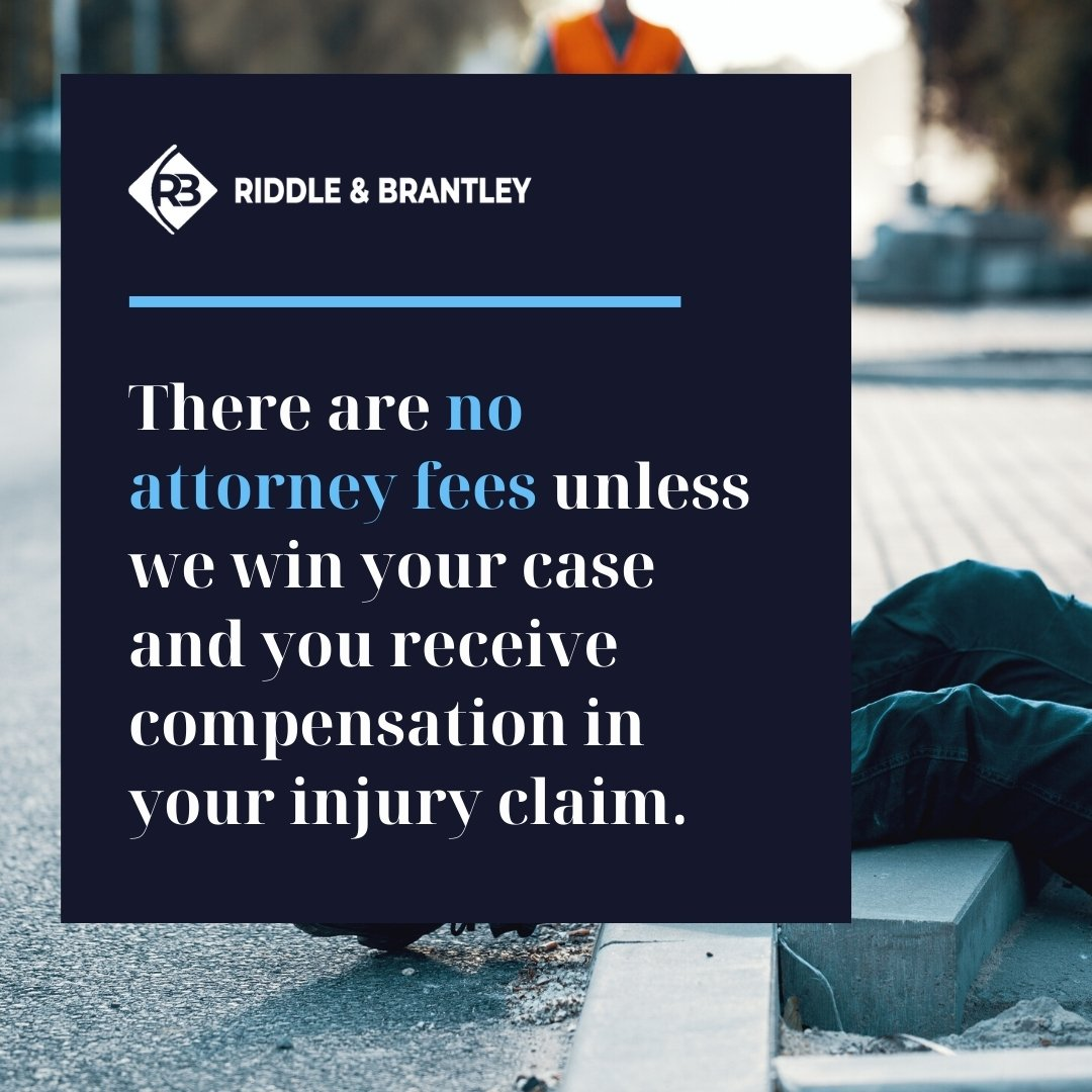 Affordable Personal Injury Lawyer Serving Mount Holly NC - Riddle & Brantley
