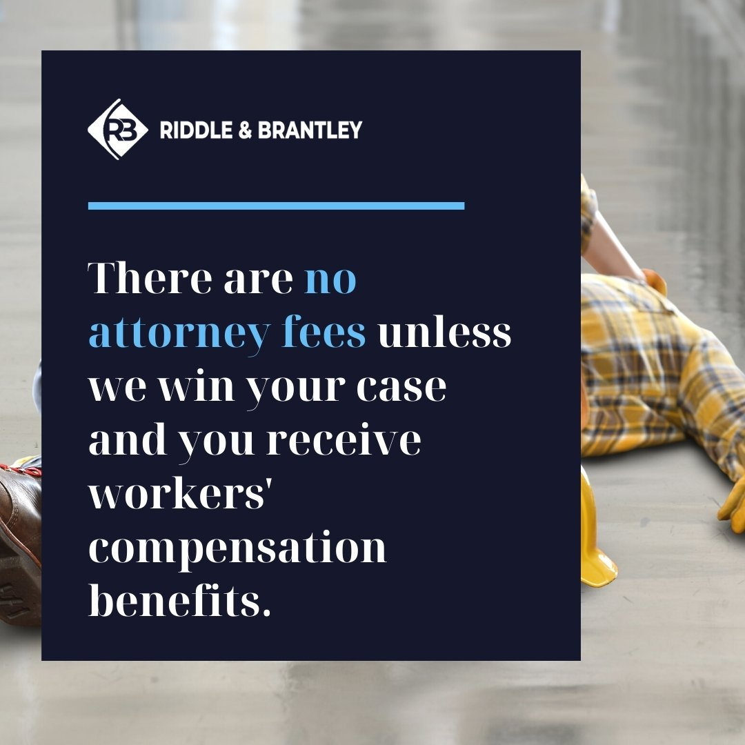 Affordable Work Injury Lawyer Serving Elizabeth City NC - Riddle & Brantley
