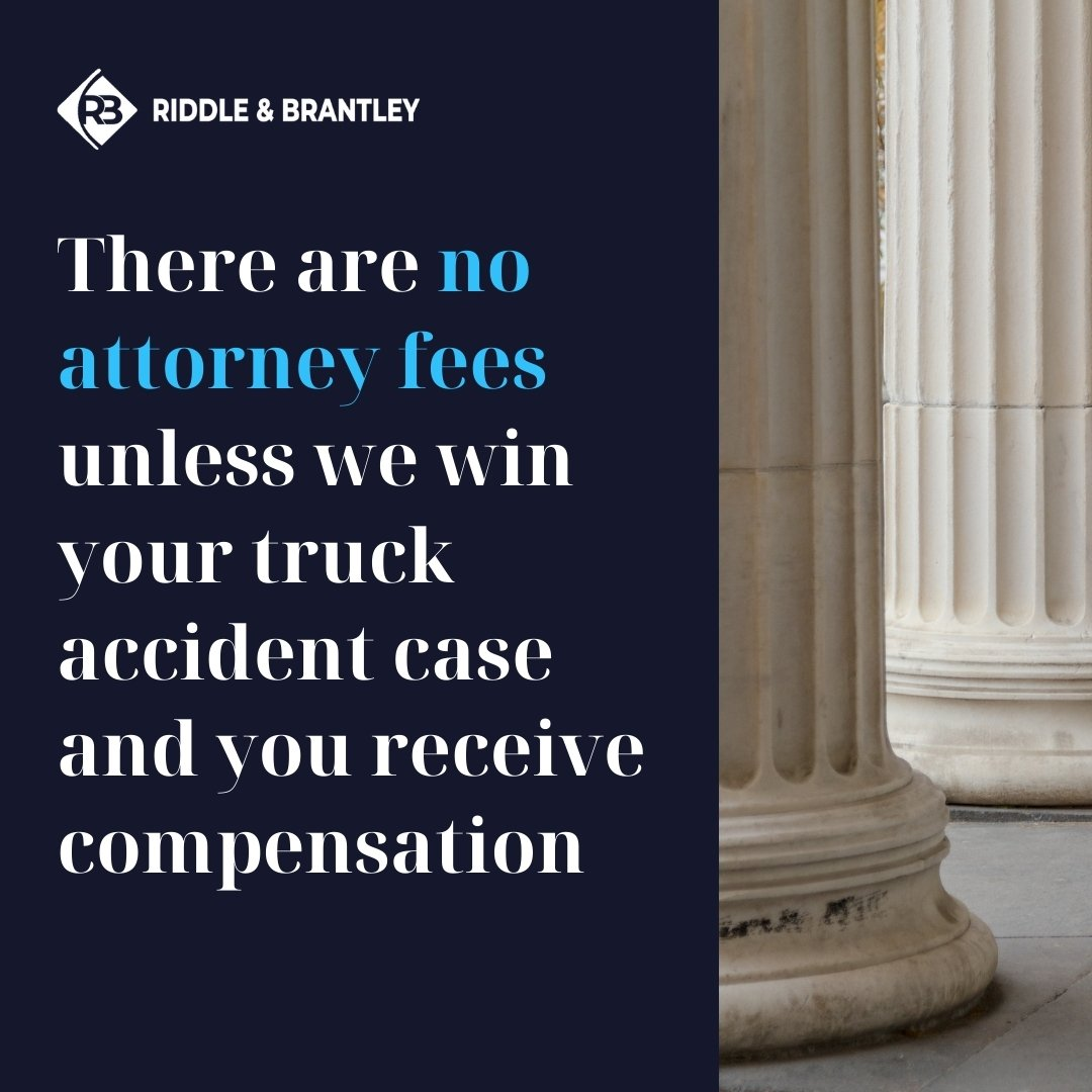 Affordable Truck Accident Lawyer in North Carolina - Riddle & Brantley (1)