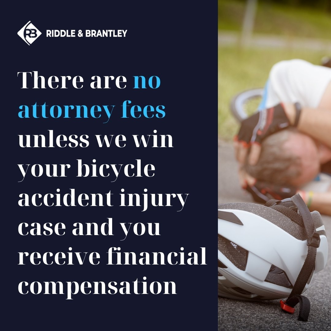 Affordable Fayetteville Bicycle Accident Lawyer - Riddle & Brantley