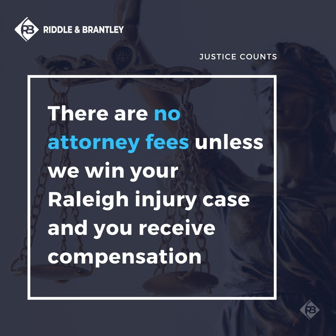 Affordable Raleigh Personal Injury Lawyers - Riddle & Brantley