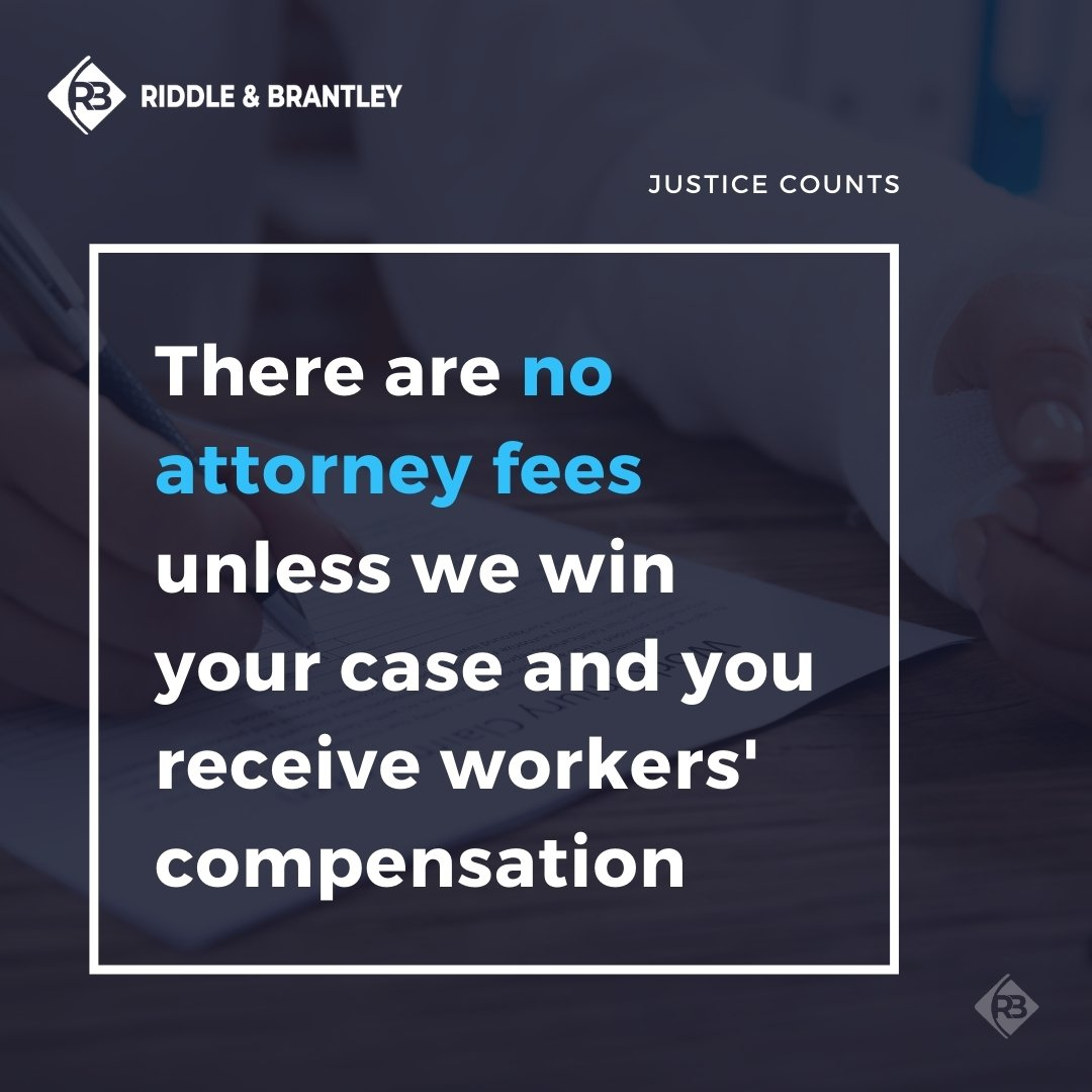 Affordable Workers Comp Lawyer in North Carolina - Riddle & Brantley