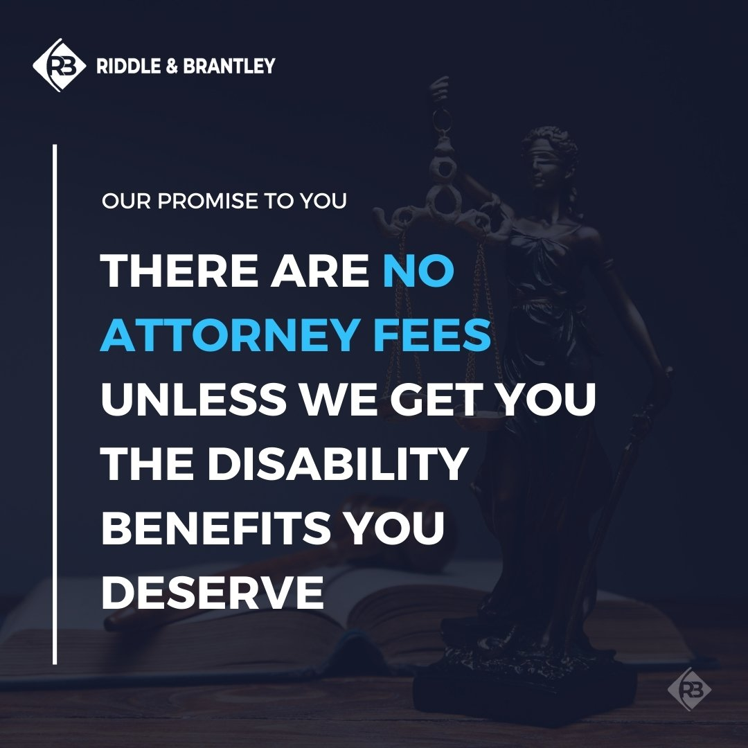 Disability Lawyers in North Carolina - Riddle & Brantley