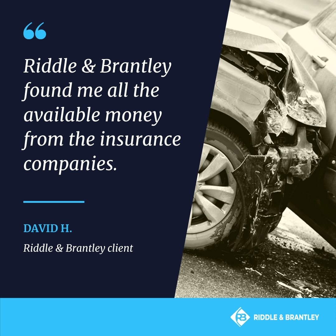 Riddle & Brantley North Carolina Auto Accident Lawyers - Riddle & Brantley
