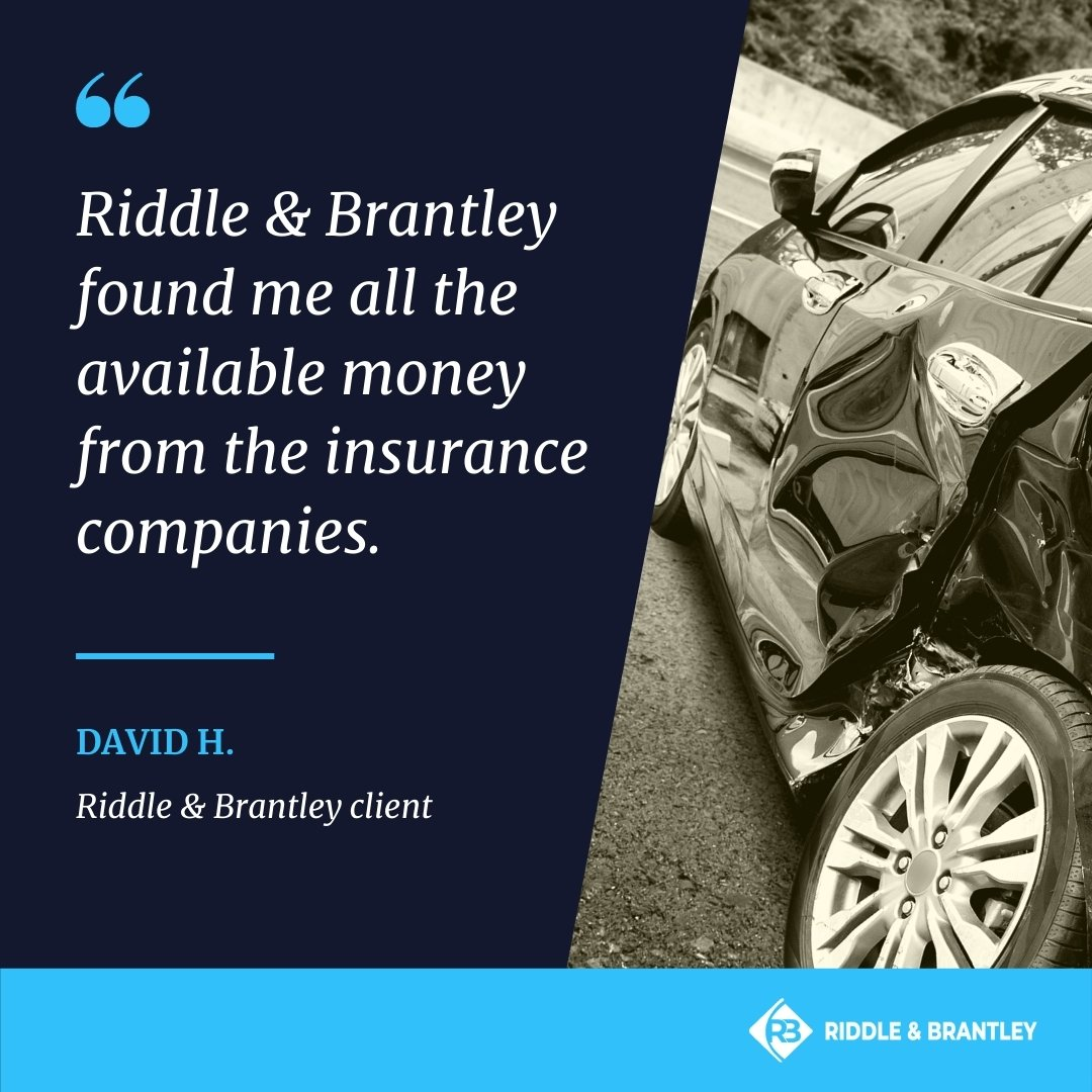 Riddle & Brantley North Carolina Car Accident Lawyers - Riddle & Brantley